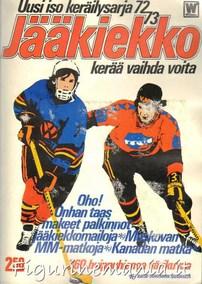 Jaakiekko 72-73 Hockey Finlandia