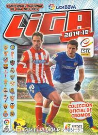 Liga 2014-15 - Spagna (album + set)