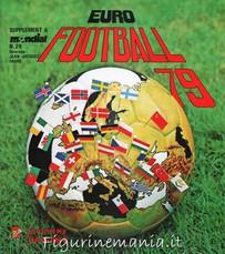 Euro Football 79 (album vuoto) French Ed.