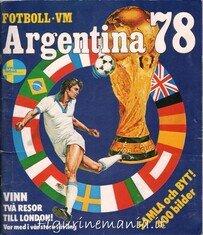 Argentina 78 - Swedish Ed.