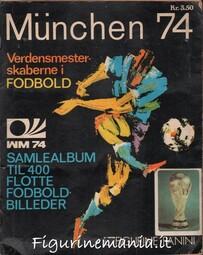 Munchen 74 - Danish Ed.