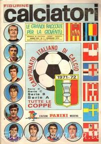 Calciatori 1971-72