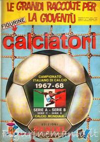 Calciatori 1967-68