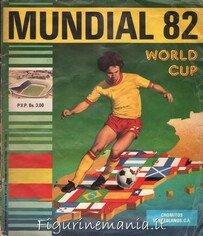 Mundial 82 - Venezuela Ed. (album non completo)